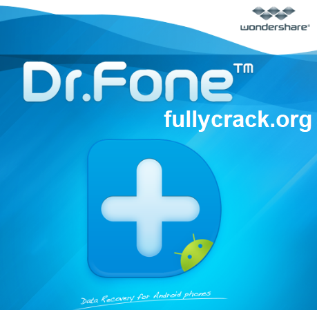 Wondershare Dr.Fone Crack 10 Full Registration Code Download