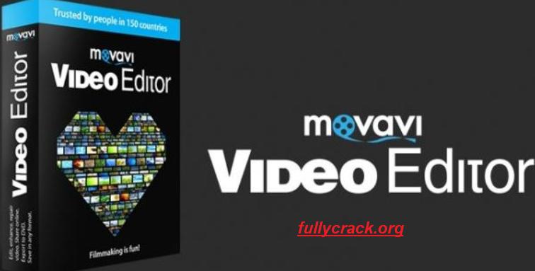 Movavi Video Editor 20.3.0 Crack Full Activation Key
