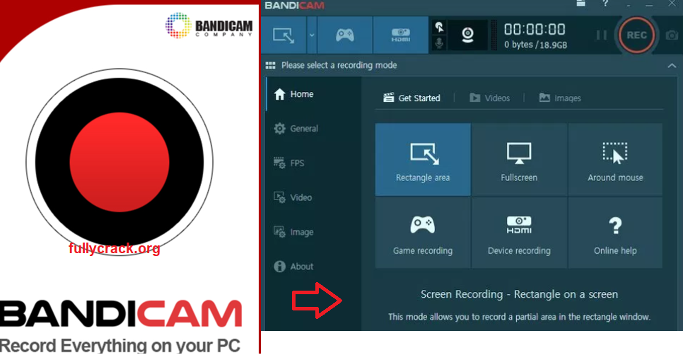 Bandicam Crack Free