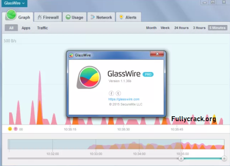 GlassWire Pro 2.2.210 Crack Plus Serial Key Free Download