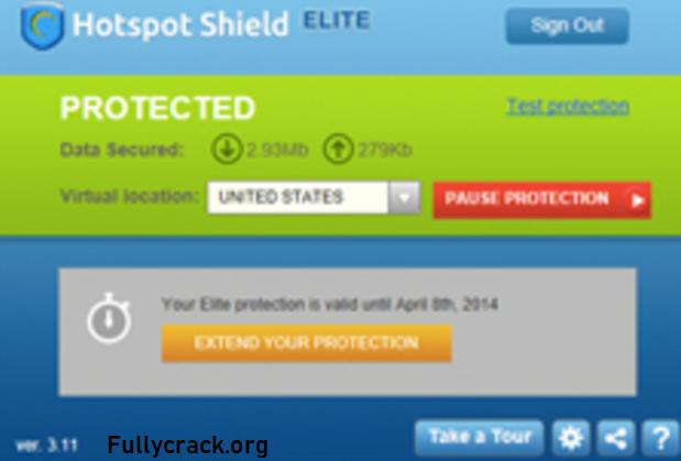 Hotspot Shield License Key All