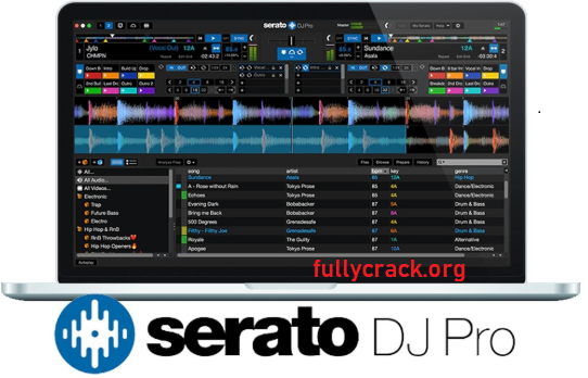 Serato DJ Pro 2.3.6 Torrent Plus Crack for Mac+Win Free Download